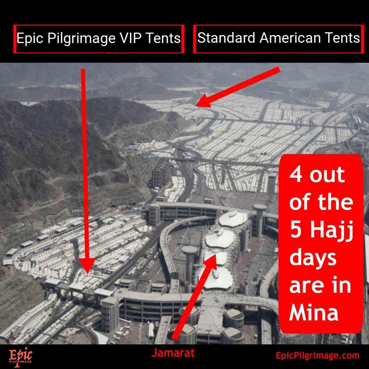 Hajj 2019 Epic Pilgrimage: Makkah, Madinah, Arafat